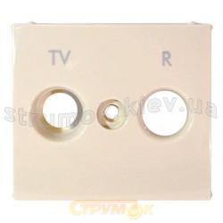 Лицевая панель для розетки TV-R Legrand Valena 774342 слоновая кость