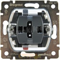 Механизм выключателя одноклавишного Galea Legrand 775801
