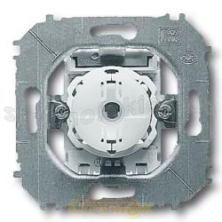 Механизм 2-клавишного выключателя 2001/5 U Impuls слоновая кость