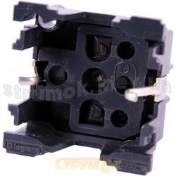 Механизм розетки Z с заземлением 16A ~250V Celiane Legrand 067152