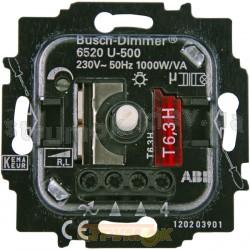 Механизм светорегулятора поворотного 1000Вт 6520 АВВ