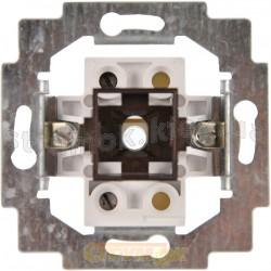 Механизм выключателя 1-клавишного проходного 3558-А06440 ABB Time Element Tango