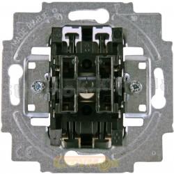 Механизм выключателя 2-клавишного 2000/5US-507 ABB Reflex / Bush Duro