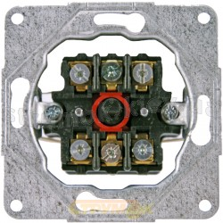 Механизм выключателя поворотного для жалюзи 11004007 Polo / Hager
