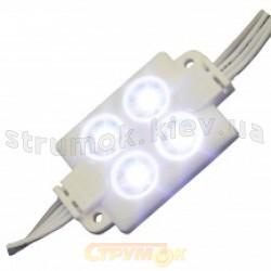 Модуль светодиодный SMD S5050-4W(W) 120°