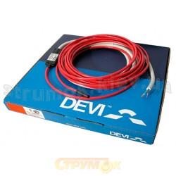 Нагревательный кабель DEVI DTIP-10 40м 365Вт 140F0107