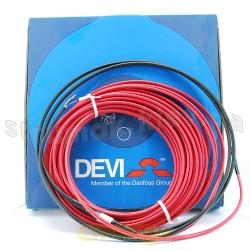 Нагревательный кабель DEVI DTIP-18 (37м 625Вт 4,6 м кв) 140F0126
