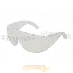 Очки защитные белые 16-527 Technics