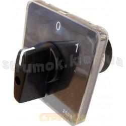 Пакетный кулачковый переключатель ПКП Е9 16А2.823 (0-1) (3 полюса) Укрем Аско