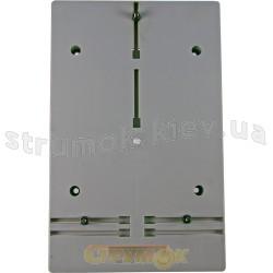 Панель пластиковая для установки 3-фазного счетчика