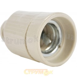 Патрон керамический Е-27 ЦКБ-06