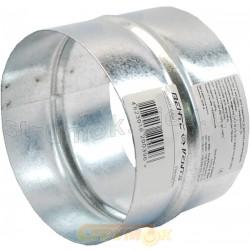 Патрубок металлический ПМ 100