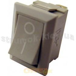 Переключатель YL211-01 1-клавишный Укрем Аско A0140040022