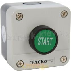Пост 1-кнопочный старт XAL-В103 1NO АСКО