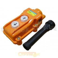 Пост 2-х кнопочный ПКТ 61 (СОВ-61) IP54 Укрем АсКо A0140050001