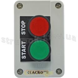 Пост 2 - кнопочный Стартовых стоп XAL -В211Н29