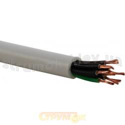 Провод ПВС 7х2,5 медный, соединительный.