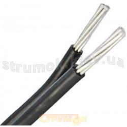 Провод СИП-4 2х16 алюминиевый самонесущий