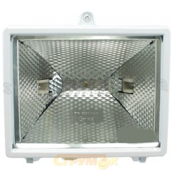 Прожектор 500W белый
