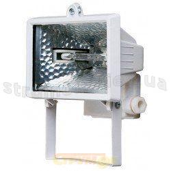 Прожектор галогенный Magnum LHF 150W белый, IP65 RX7s