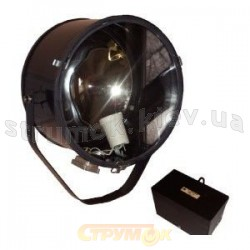 Прожектор ПЗМ-35 (металлический отражатель - 350 мм) 436x510x630 мм IP54, E40
