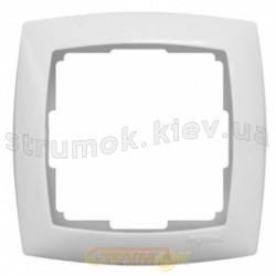 Рамка 1-постовая Legrand Suno 774041 LEGRAND Suno белый цвет