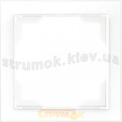 РРамка 1-постовая Neo 3901M-A00110 03 ABB белый цвет