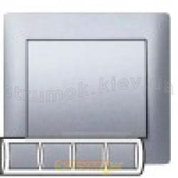 Рамка 4-постовая 771304 Legrand Galea Life алюминий
