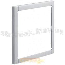 Рамка наружная для 1-рядного щита Hager VOLTA VZ331