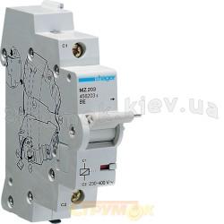 Расцепитель с шунтовой катушкой (от 230В до 415В) MZ 203 Hager