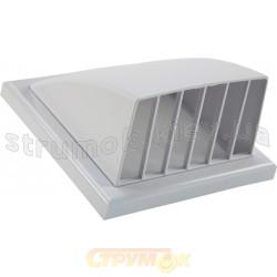 Решетка вентиляционная МВ 122 ВК АБС