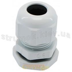 Сальник гермоввод с контрогайкой РG 11 Укрем Аско A0150050003