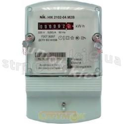 Счетчик 1-фазный НИК 2102-04 220V 5-50A