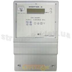 Счетчик электроэнергии 3-фазный СТК3-10 Q2 H4.K4t Енергия-9 5А 3х220380В