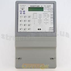 Счетчик электроэнергии 3-фазный СТК3-10 Q2 H6.Мt Энергия-9 40 (100) А активно-реактивный прямого включення