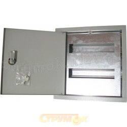 Щит металлический врезной ЩО-24В 310х340х120 БИЛМАКС