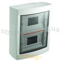 Щит пластиковый накладной 16 автоматов Viko 90912116