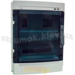 Щит пластмассовый наружной установки на 26 модулей IP55 ELEKTRO-PLAST