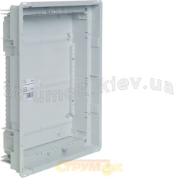 Щит пластиковый Hager 442x330x90мм VOLTA VU24K (пустой)