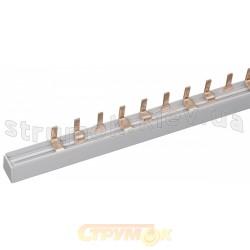 Шина  гребенка соединительная ABB PS360 2CDL230001R1060 3-полюсная штырь