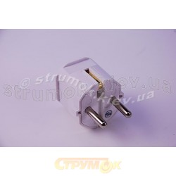 Штекер,термопласт 16А,2Р+Е,250V,ABL 1116110