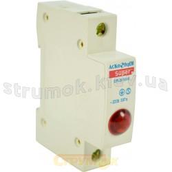 Сигнальная лампа СЛ-2010 - S (красная) Аско