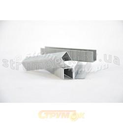 Скобы 8 мм типа J, Rexxer 01-011-RВ (набор 1000 шт.)