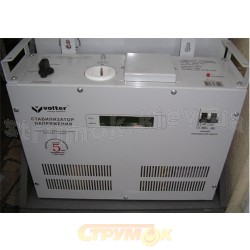 Стабилизатор напряжения Volter СНПТО 7 кВт У электронный ступенчатый на симисторных ключах
