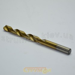 Сверло по металлу HSS с титановым покрытием 1мм 20-200