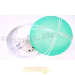 Светильник декоративный (00507) зелёный цвет