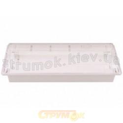 Светильник люминесцентный аварийный аккумуляторный Delux REL - 218 2x8 (6V.3Ah) 10008426