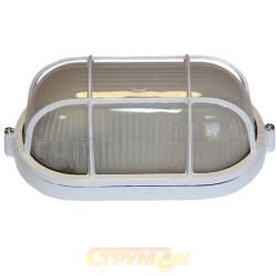 Светильник настенный Magnum MIF 022 100W E27 белый 10042334
