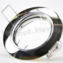 Светильник точечный Delux HDL16002 MR16 12V хром матовый - хром 10008656