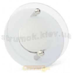Светильник точечный Delux R-50SG белый 10008795